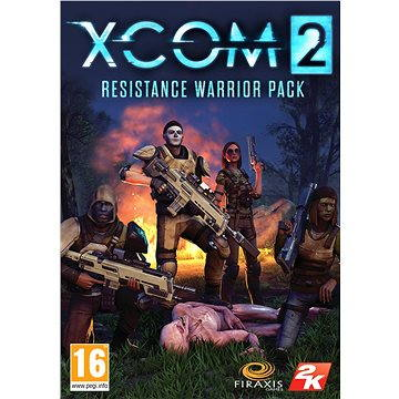 XCOM 2: Resistance Warrior Pack DLC (PC/MAC/LX) DIGITAL (282576)