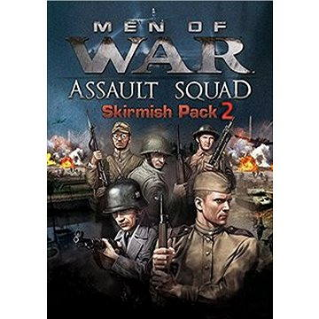 Men of War: Assault Squad - Skirmish Pack 2 (PC) DIGITAL (332706)