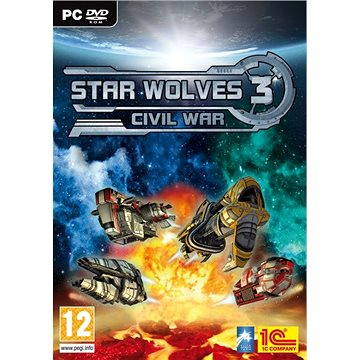 Star Wolves 3: Civil War (PC) DIGITAL (252722)