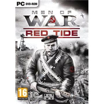 Men of War: Red Tide (PC) DIGITAL STEAM (332727)