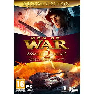 Men of War: Assault Squad 2 Deluxe Edition Upgrade (PC) DIGITAL (332718)