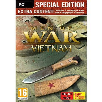 Men of War: Vietnam Special Edition (PC) DIGITAL Steam (332721)