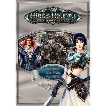 Kings Bounty Platinum Edition (PC) DIGITAL (252702)