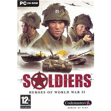Soldiers: Heroes of World War II (PC) DIGITAL (252719)