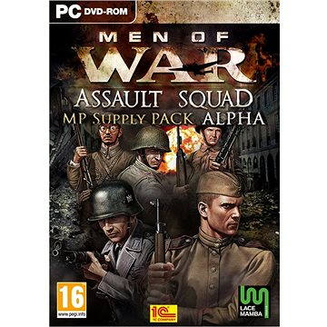 Men of War: Assault Squad MP Supply Pack Alpha (PC) DIGITAL (332709)