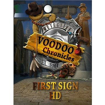 Voodoo Chronicles: The First Sign HD - Director's Cut Edition (PC) DIGITAL (324549)