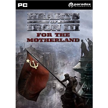 Hearts of Iron III: For the Motherland (PC) DIGITAL (252328)