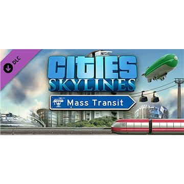 Cities: Skylines - Mass Transit (PC/MAC/LX) DIGITAL (358083)