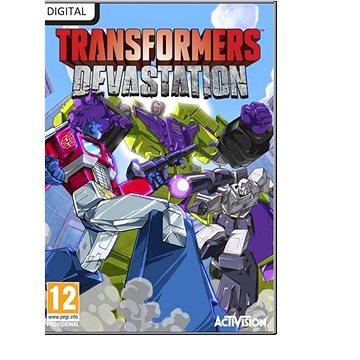TRANSFORMERS: Devastation (PC) DIGITAL (352791)