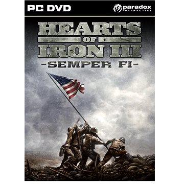 Hearts of Iron III: Semper Fi (PC) DIGITAL (252310)