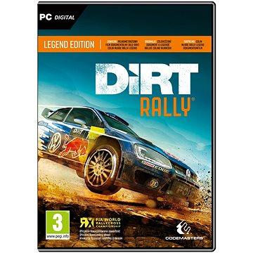 DiRT Rally: Legend Edition (PC) DIGITAL (352812)