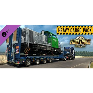 Euro Truck Simulator 2 – Heavy Cargo Pack DLC (PC) DIGITAL (360237)