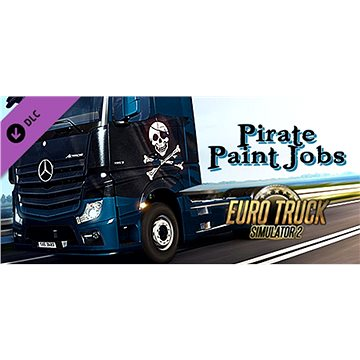 Euro Truck Simulator 2 – Pirate Paint Jobs Pack (PC) DIGITAL (360234)