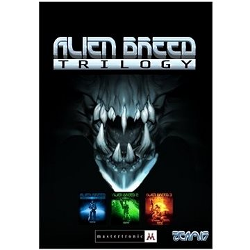 Alien Breed Trilogy (PC) DIGITAL (252429)