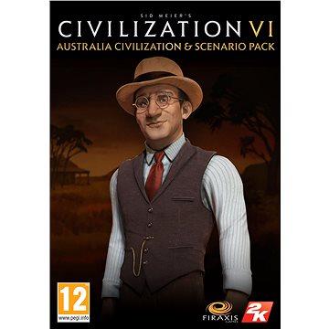 Sid Meiers Civilization VI - Australia Civilization & Scenario Pack (PC) PL DIGITAL (340845)