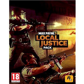 Max Payne 3 Local Justice (PC) DIGITAL (251009)