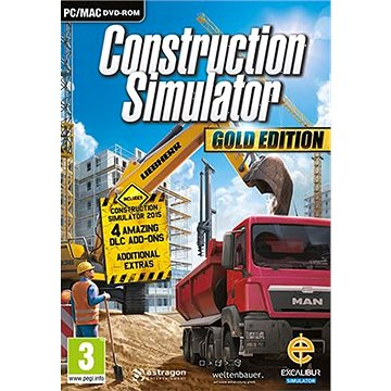 Construction Simulator Gold Edition (PC/MAC) DIGITAL (252827)