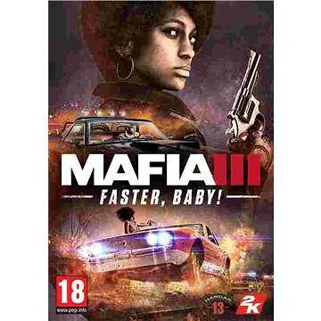 Mafia III - Faster, Baby! DLC (PC) DIGITAL (344640)