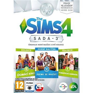 The Sims 4 Sada 3 (PC) DIGITAL (350586)