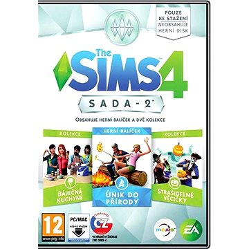 The Sims 4 Sada 2(PC) DIGITAL (350565)