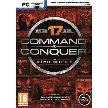 Command & Conquer The Ultimate Collection (PC) DIGITAL (350559)