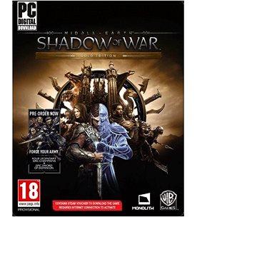 Middle-earth: Shadow of War - Gold Edition (PC) DIGITAL + BONUS! (350514)