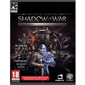 Middle-earth: Shadow of War - Silver Edition (PC) DIGITAL + BONUS! (350517)