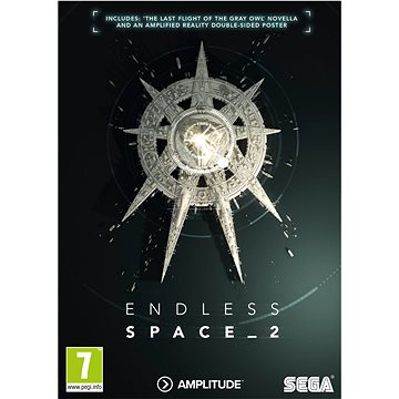 Endless Space 2 DIGITAL DELUXE (PC) DIGITAL (346182)