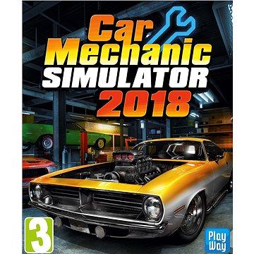 Car Mechanic Simulator 2018 (PC) DIGITAL (369699)