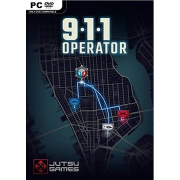 911 Operator Collector's Edition Content (PC/MAC) DIGITAL (365280)