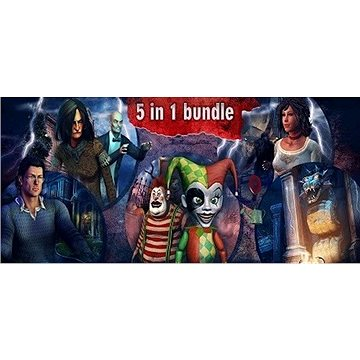 Hidden Object 5-in-1 Bundle (PC) PL DIGITAL (373815)