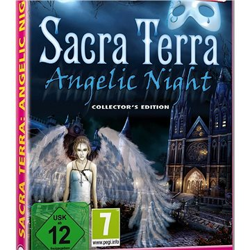 Sacra Terra: Angelic Night: Collectors Edition (PC) PL DIGITAL (373860)