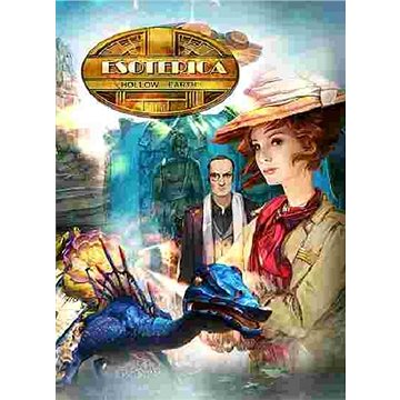 The Esoterica: Hollow Earth (PC) PL DIGITAL (373866)
