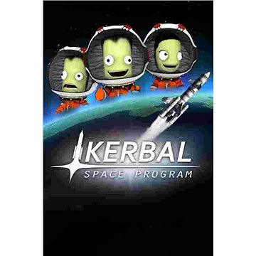 Kerbal Space Program (PC/MAC/LX) DIGITAL (370881)