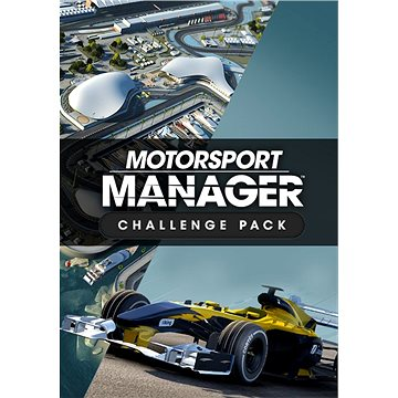 Motorsport Manager - Challenge Pack (PC/MAC/LX) DIGITAL (377706)