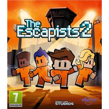 The Escapists 2 (PC/MAC/LX) DIGITAL (378024)