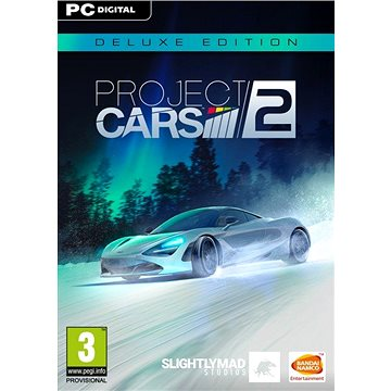 Project Cars 2 Deluxe Edition (PC) DIGITAL (377676)