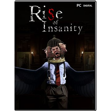 Rise of Insanity (PC) DIGITAL EARLY ACCESS (377694)