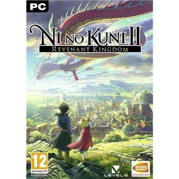 Ni no Kuni II: Revenant Kingdom - The Prince's Edition (PC) DIGITAL + BONUS! (377982)