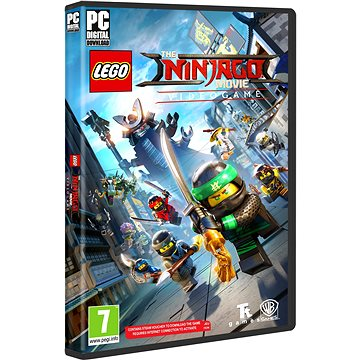 LEGO Ninjago Movie Videogame (PC) DIGITAL (367323)