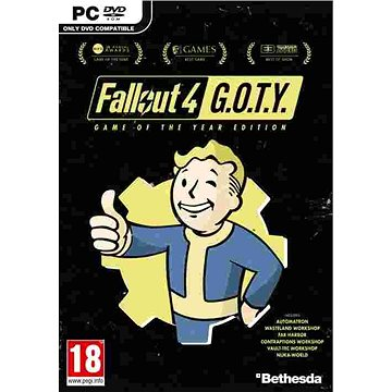 Fallout 4: Game of the Year Edition (PC) DIGITAL (378255)