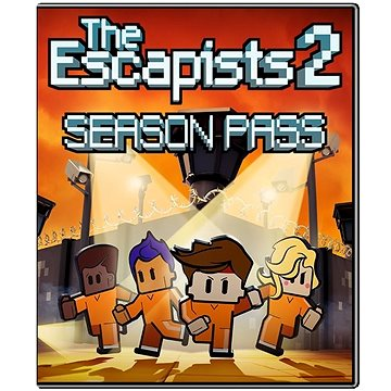 The Escapists 2 - Season Pass (PC/MAC/LX) DIGITAL (378021)