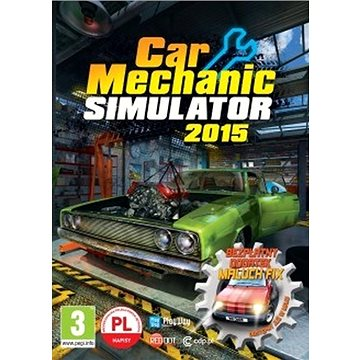 Car Mechanic Simulator 2015 - Car Stripping DLC (PC/MAC) DIGITAL (364977)