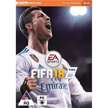 FIFA 18 (PC) CZ DIGITAL (382911)
