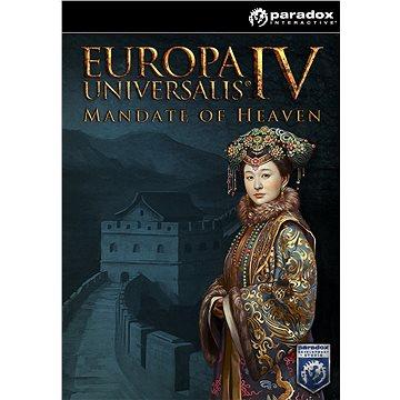 Europa Universalis IV: Mandate of Heaven (PC) DIGITAL (365229)