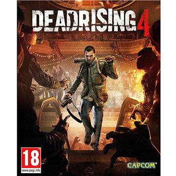 Dead Rising 4 (PC) DIGITAL (365253)