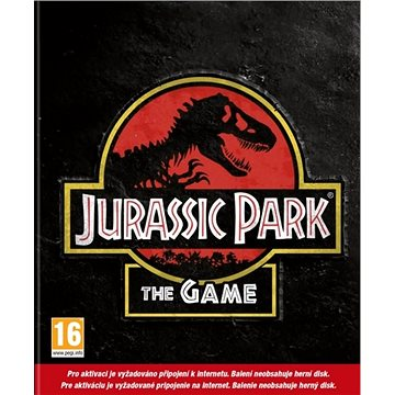 Jurassic Park: The Game (PC/MAC) DIGITAL (364854)