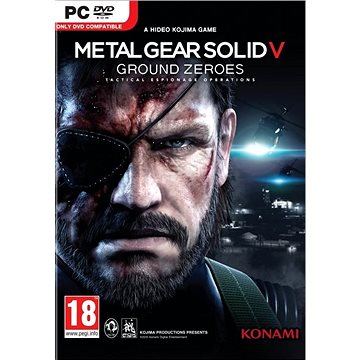 Metal Gear Solid V: Ground Zeroes (PC) DIGITAL (386265)