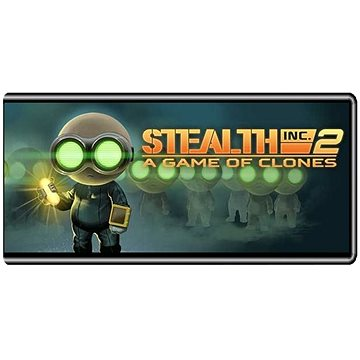 Stealth Inc 2: A Game of Clones (PC) DIGITAL (386577)