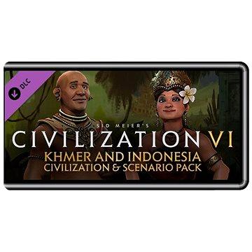 Sid Meiers Civilization VI - Khmer and Indonesia Civilization & Scenario Pack (PC) DIGITAL (385734)